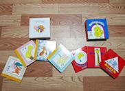 子ども向けの絵本